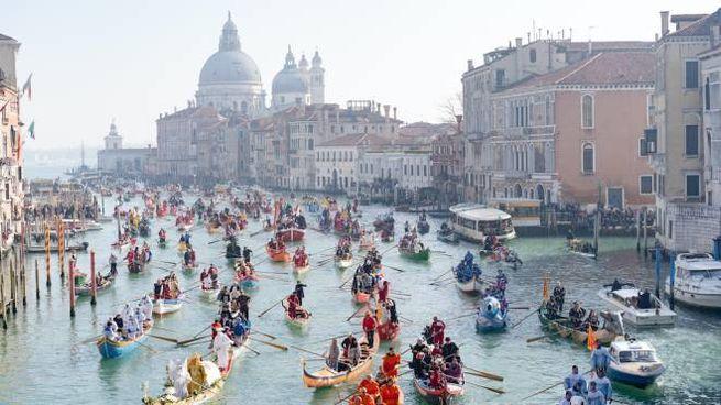 Carnevale di Venezia (foto iStock)