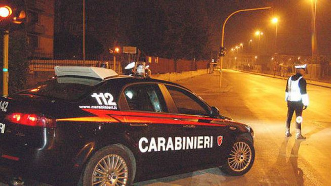 I carabinieri di Riccione hanno preso i tre minorenni
