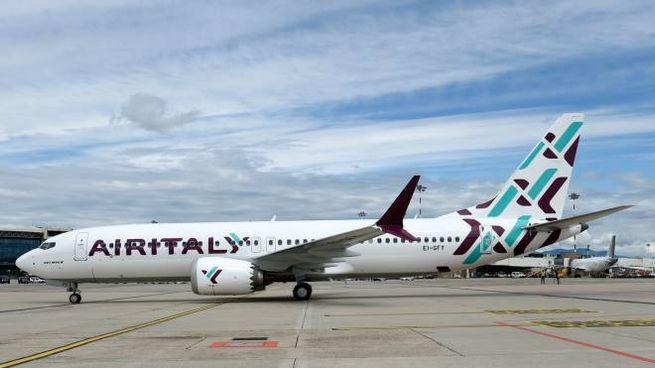 Air Italy (foto Imagoeconomica)