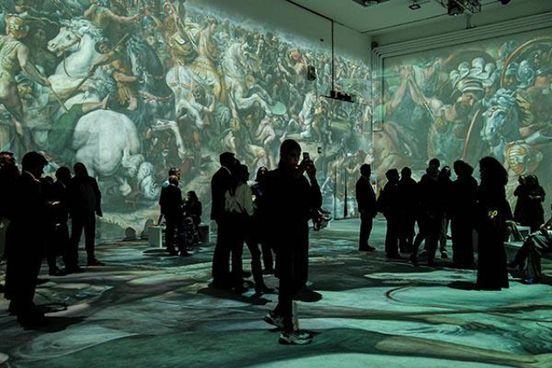 Mostra immersiva alla Permanente grazie alle nuove tecnologie digitali