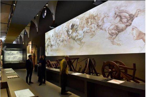 Una fonte inesauribile di scoperte la grande rassegna allestita a Milano