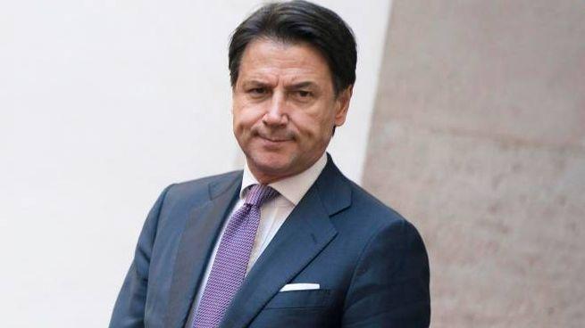 Il premier Giuseppe Conte (Ansa)