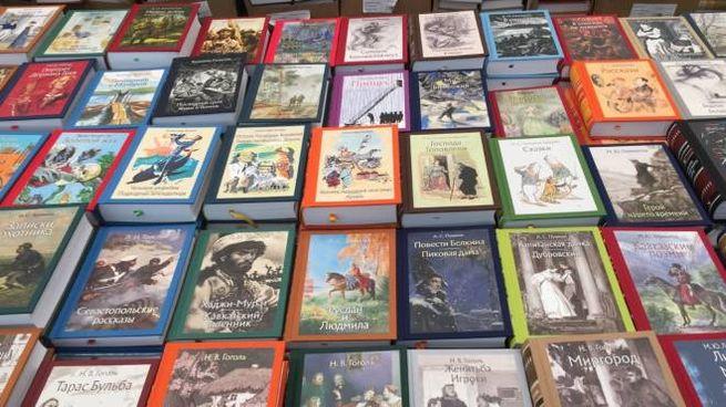 Obiettivo del progetto tradurre e pubblicare in italiani volumi selezionati tra 100 libri di autori russi