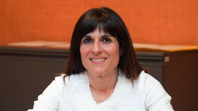 Il sindaco Valeria Lesma