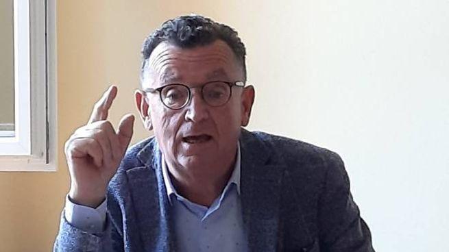 Giovanni Guidi, direttore dell'Area Vasta 2