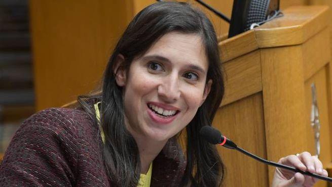 Elly Schlein, appena nominata assessore al Welfare e vicepresidente della Regione