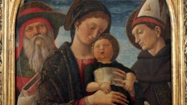 La genialità di Mantegna come in Italia non era proposta da almeno dieci anni