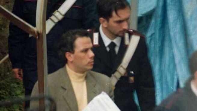 Un'immagine d'archivio, senza data, del boss mafioso Giuseppe Graviano (Ansa)