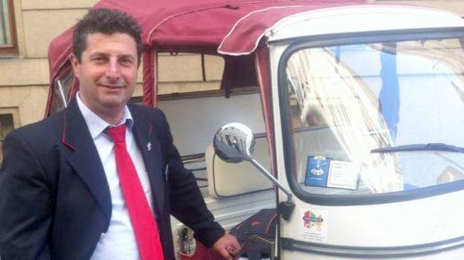Giuseppe Cicciù il ferroviere colognese che ha perso la vita a 51 anni