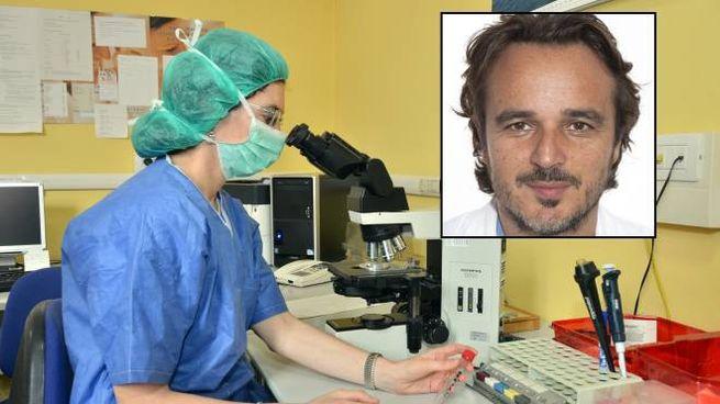 Il dottor Carlo Fusco direttore della Struttura complessa di Neuropsichiatria infantile
