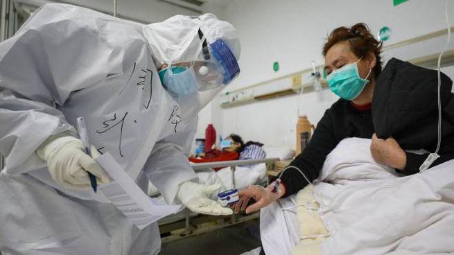 Coronavirus, oltre 40mila i casi accertati (foto Ansa)