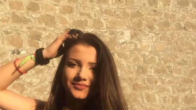 Aurora Grazzini (da Facebook)
