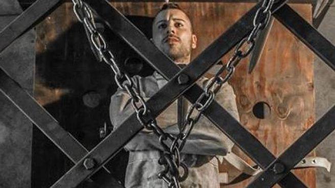 Andrew Basso, 34 anni, viene considerato l'erede di Houdini