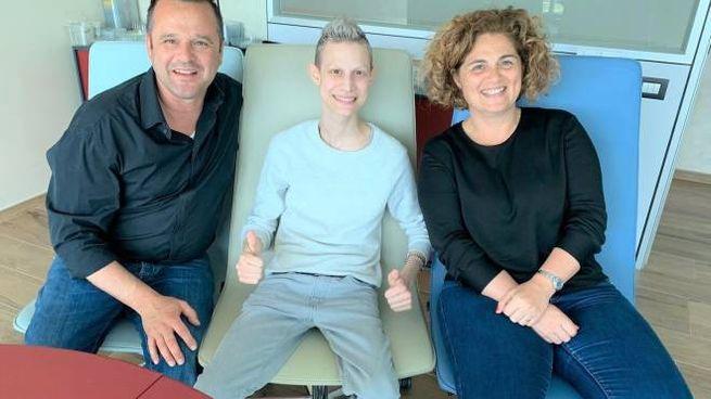 Steven è morto a 24 anni dopo una lunga battaglia contro il sarcoma