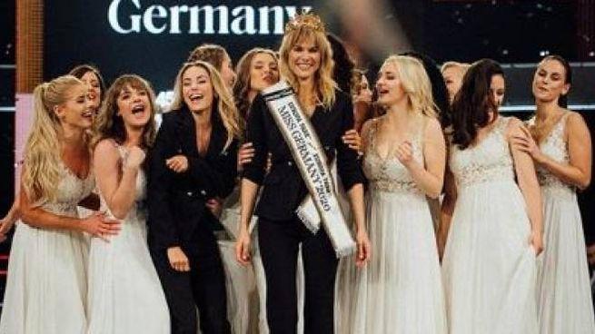 Miss Germania Leonie von Hase (Foto Instagram)