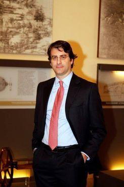 Stefano Barrese, responsabile della Banca dei Territori di Intesa Sanpaolo