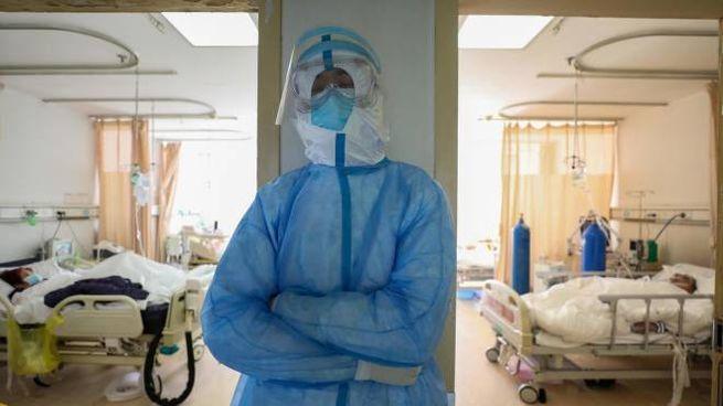 Coronavirus in ospedale