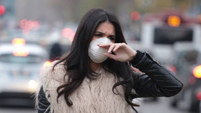 Il picco delle polveri sottili registrato a Modena