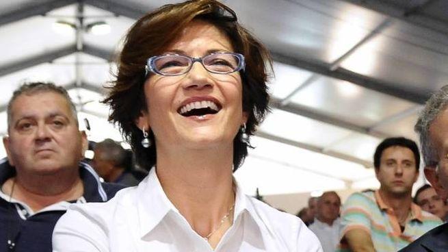 Mariastella Gelmini, capogruppo alla Camera e consigliera comunale di Forza Italia