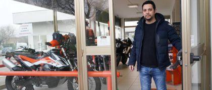 Rubano cinque moto in pochi minuti  Bull Bikes, furto da 60mila euro