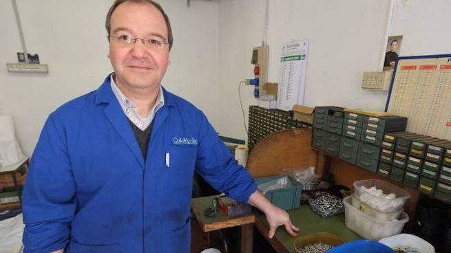 Mauro Sioli ha alle sue dipendenze sette lavoratori, preoccupati quanto lui