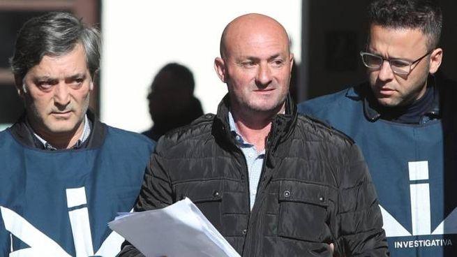 Giuseppe  Costa fratello di  Rosaria, la vedova di Vito Schifani (Ansa)