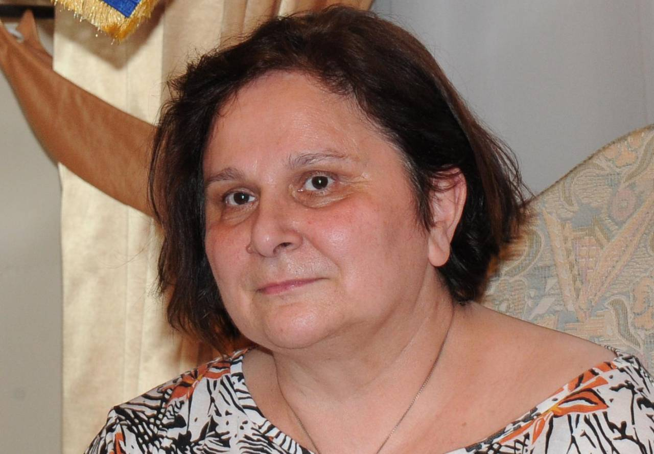 L'assessore Anna Maria Vandelli