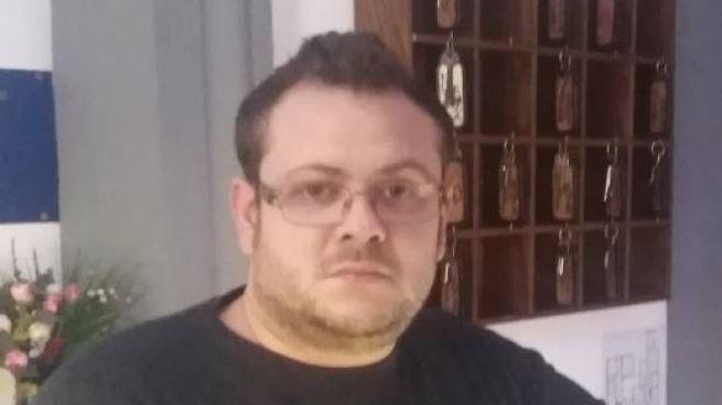 Maurizio Petrarolo, il proprietario dell'albergo Enza