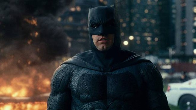 Ben Affleck in 'Justice League' - Foto: DC Entertainment