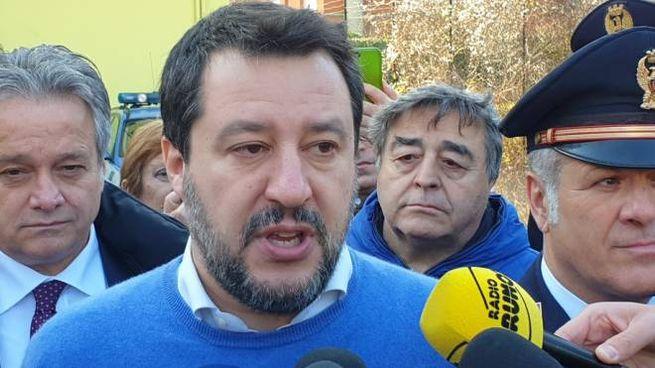 Matteo Salvini (Dire)