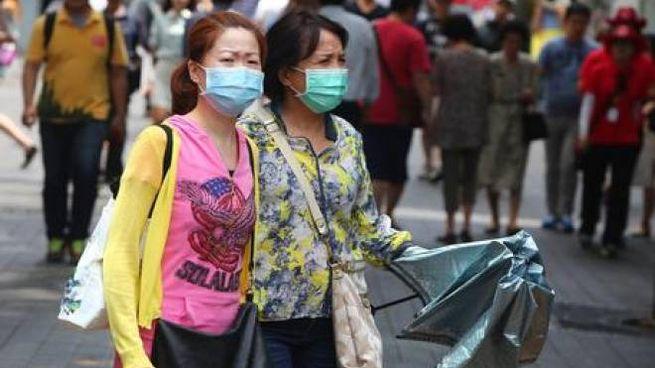 Informazioni in cinese per difendersi dalla malattia