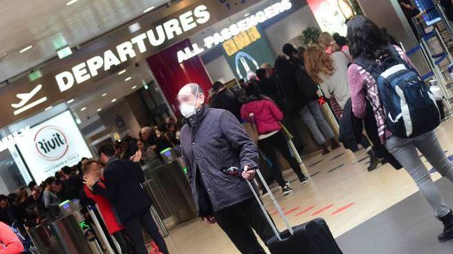 L'aeroporto di Bologna (FotoSchicchi)