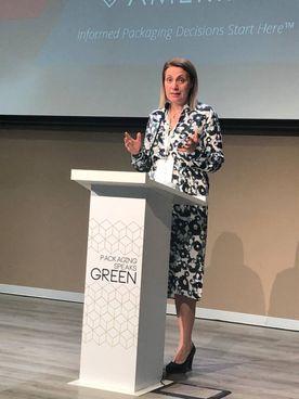 Mariagiovanna Vetere, direttore relazioni istituzionali Natureworks