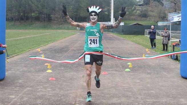 Maratonina di carnevale a Dicomano (foto Regalami un sorriso onlus)