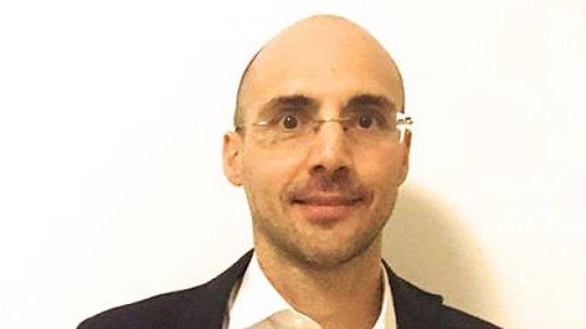 Il sindaco di Stezzano, Simone Tangorra