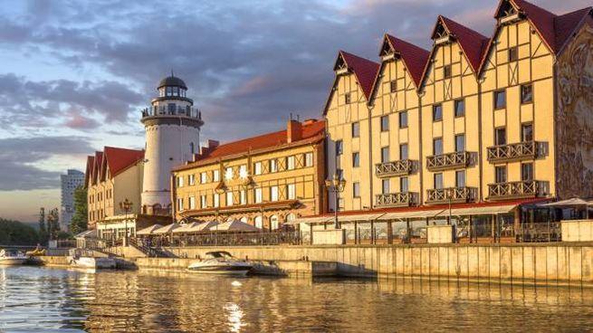 Kaliningrad è la destinazione emergente del 2020 per Tripadvisor