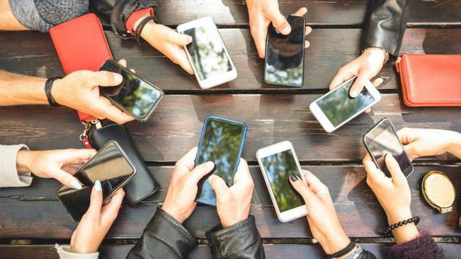 App che misurano l'utilizzo dello smartphone
