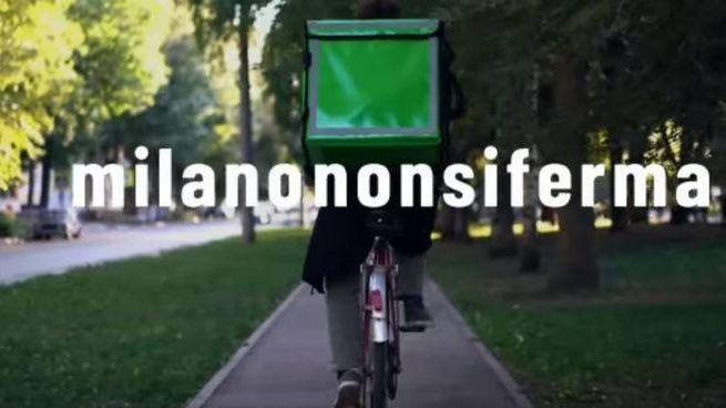 #Milanononsiferma (Video Facebook Beppe Sala)