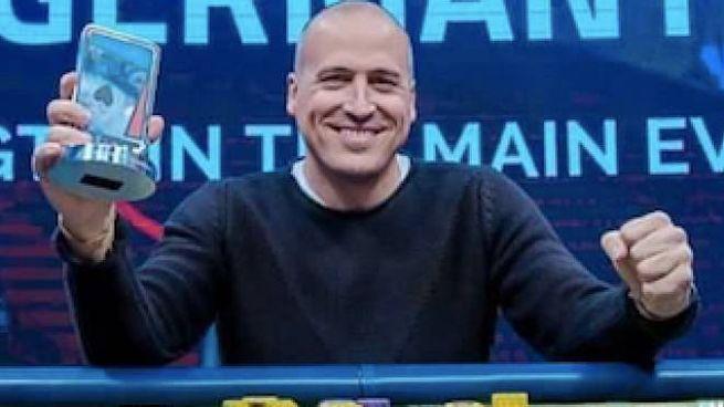 Massimiliano Zanasi, 43 anni, è al numero 24 del ranking italiano