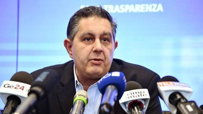 Il presidente della Liguria, Giovanni Toti