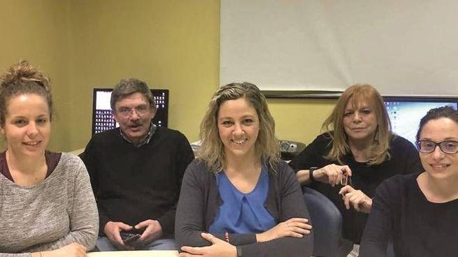 Il gruppo di ricercatori dell'ospedale Sacco di Milano