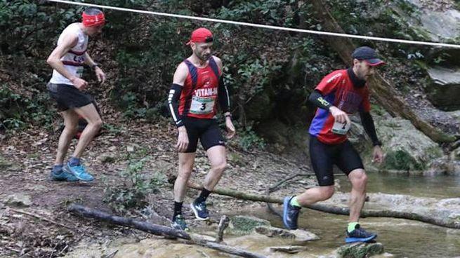 Trail del Vitello d'Oro a Ellera (foto Regalami un sorriso onlus)