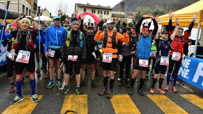 Ecomarathon e Trail del Monte Maggiore (foto Regalami un sorriso onlus)