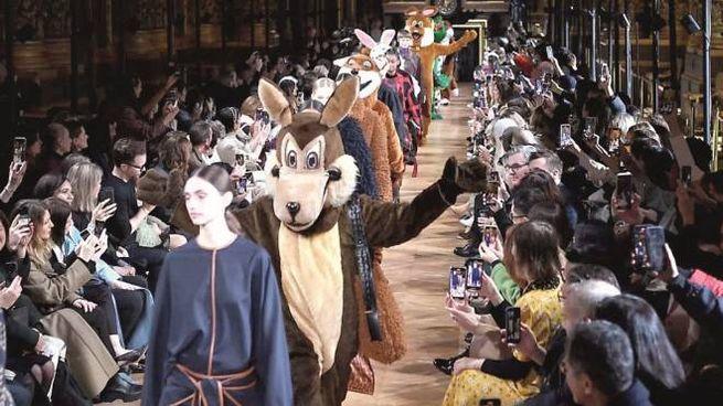 La sfilata di Stella McCartney a Parigi