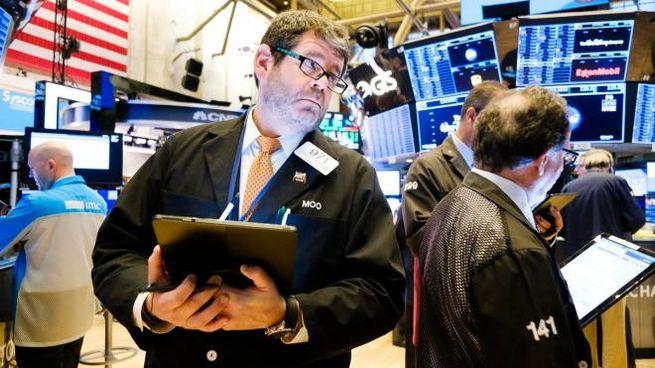 Wall Street (Ansa)