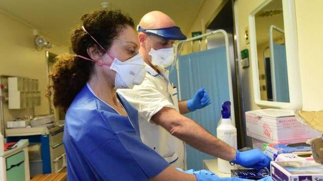 Coronavirus Bologna, aumentano i contagi in provincia (FotoSchicchi)