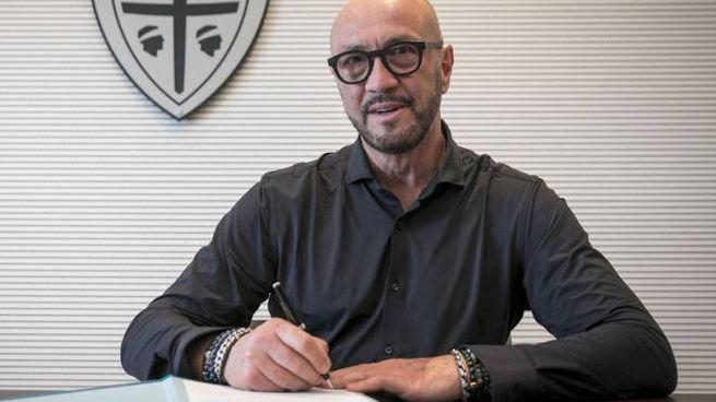 Walter Zenga, nuovo allenatore del Cagliari