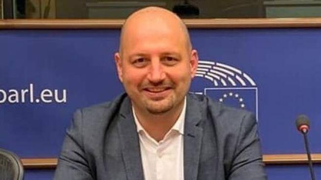 Camillo Bertocchi, sindaco di Alzano Lombardo (Foto profilo Facebook)