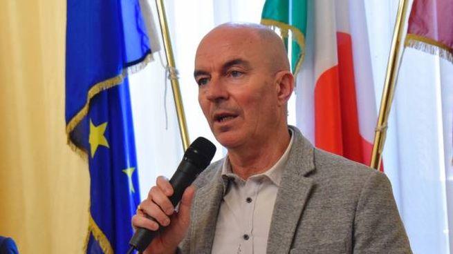 Il sindaco Luca Salvetti (Foto Novi)