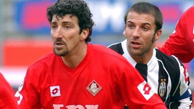 Dario Hubner col Piacenza vinse nel 2002 la classifica cannonieri